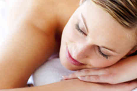 Revive Health and Beauty - 45 Minute Swedish Hot Stone Massage with Facial - Save 72%