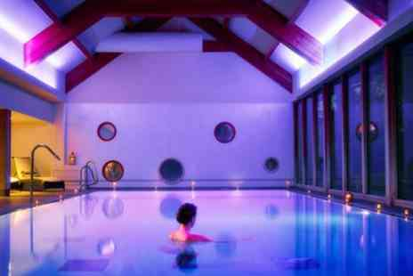 The Elms - Worcestershire spa day With afternoon tea & bubbly - Save 53%