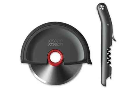 Groupon Goods Global GmbH - One or Two Joseph Joseph Two Piece Kitchen Gadget Sets - Save 35%