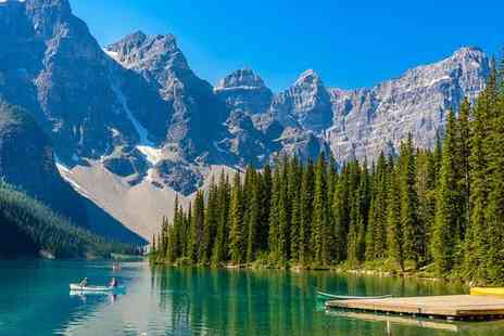 Canadian Rocky Mountain to Pacific Coast Fly Drive - Breathtaking Scenery & Spectacular Parks - Save 0%