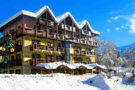 Monte Giner Active Hotel - Four Star Amazing Ski Hotel with Spa for two - Save 68%