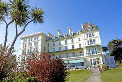 The Falmouth Hotel - Standard Double Room for Two with Breakfast and Option for Dinner Credit - Save 18%