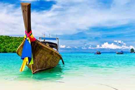 Southall Travel - Deluxe 8 night Thailand escape with flights - Save 0%
