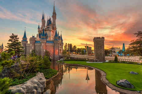 Super Escapes Travel - Two night Disneyland Paris getaway with return flights - Save 22%