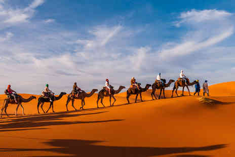Tour Center - Four or Six night Barcelona and Marrakech break with return flights - Save 20%