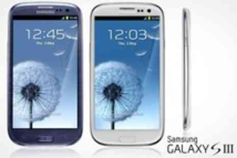 affordablemobiles.co.uk - Samsung Galaxy S III Smartphone  When Signing Up To a 24 Month Contract - Save 0%