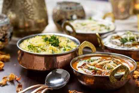 Little Mumbai Ballynahinch - Two Course Indian Meal for Two or Four - Save 51%