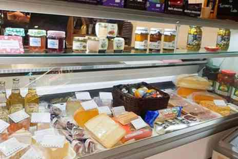 Tonys Delicatessen - £15 Toward All Cheese Products and Associated Condiments - Save 33%