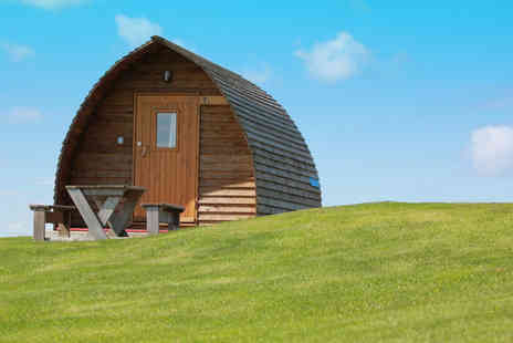 Pot a Doodle Do - Two or three night self catered wigwam stay - Save 65%