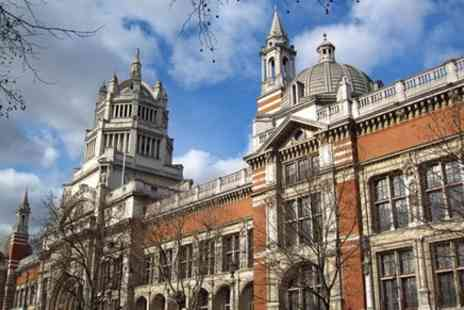 Artstur - Private Victoria & Albert Museum Tour Greatest Collection of Arts and Crafts - Save 0%