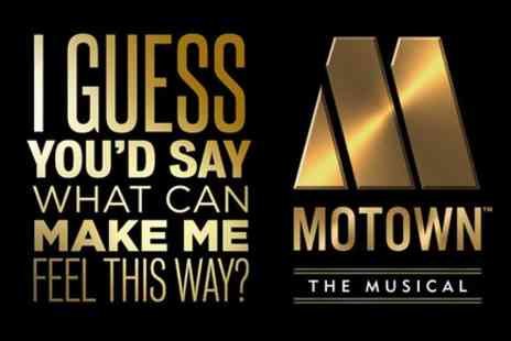Encore Tickets - Motown The Musical Theater Show - Save 0%