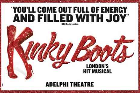 Encore Tickets - Kinky Boots Theater Show in London - Save 0%