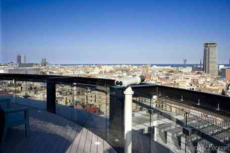 Barcelo Raval - Four Star Central Location by Gothic Quarter & Las Ramblas For Two - Save 77%