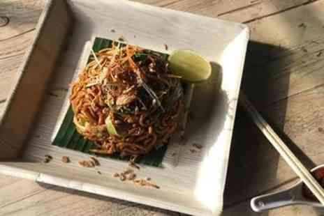 The New Inn - Two Course Malaysian Meal for Two or Four - Save 57%