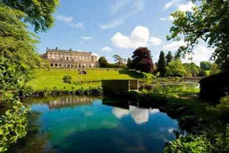 Cowley Manor - Afternoon tea for 2 - Save 42%