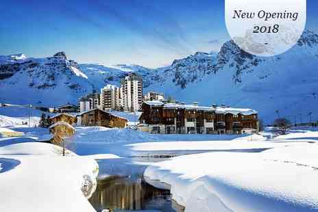Residence Club MMV L Altaviva - Four Star Alpine Chic on the Slopes of Tignes - Save 25%