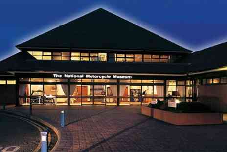 The National Motorcycle Museum - National Motorcycle Museum Family Admission - Save 0%