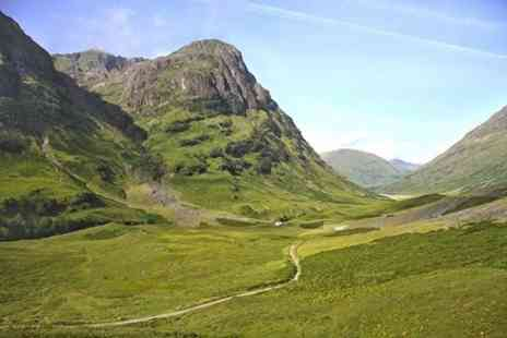 Timberbush Tours - Loch Ness, Glencoe and the Highlands Day Trip - Save 0%