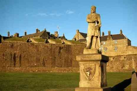 Timberbush Tours - Loch Lomond and Stirling Castle Tour - Save 0%
