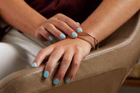 Painted Nails Studio - Gel Manicure, Pedicure or Both - Save 45%