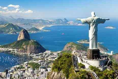 Cruise Circle - 18 night Brazil to Italy fly cruise with no single supplement - Save 0%