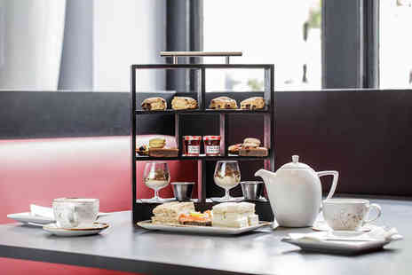 Bric Bar & Kitchen - Afternoon tea for two people with leisure access - Save 51%