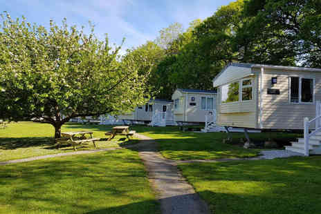 Hengar Manor Country Park - Three night luxury caravan stay for up to six people arriving on Friday, or four nights arriving on Monday - Save 35%