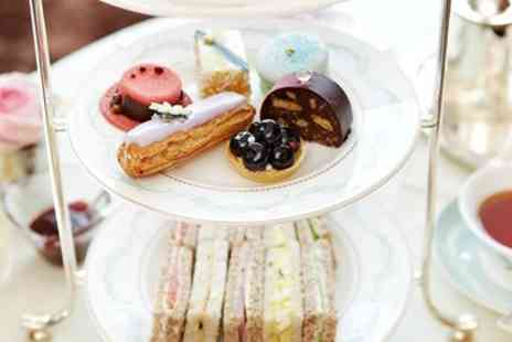 Whateley Hall - Afternoon tea & bubbly for 2 - Save 34%