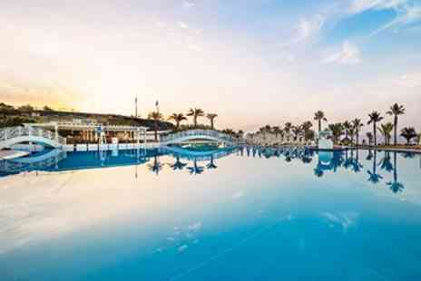 Cyprus Paradise - Five star holiday with meals & spa treatment - Save 0%