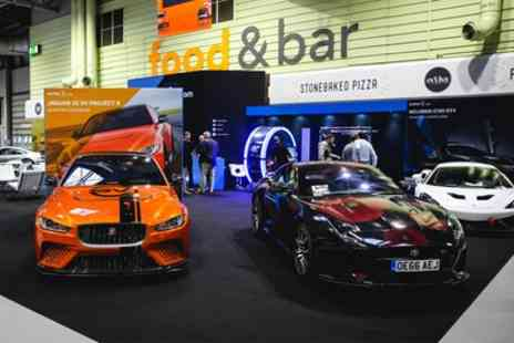 Performance Car Show - One ticket to Performance and Tuning Car Show on 13 January - Save 0%