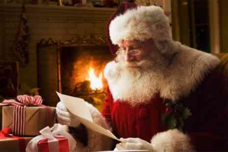 Santas Grotto Alton Garden Centre - Santas Grotto Entry for One, Two or Three Kids - Save 0%