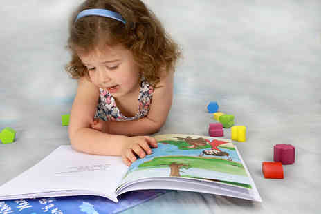 Create Me Books - Personalised childrens storybook - Save 45%