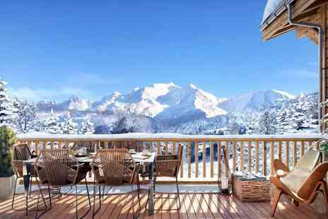 Residence les Fermes du Mont Blanc - Four Star Luxurious Apartments with Mountain Views - Save 30%