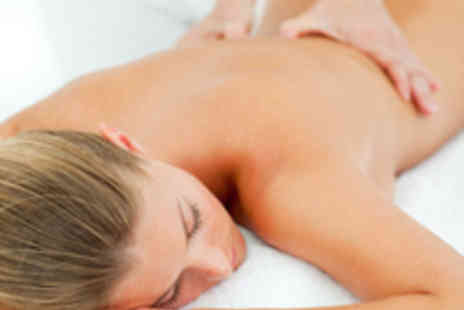 West End Therapies - Back, Neck and Shoulder Massage - Save 59%