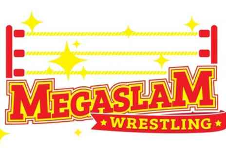 Megaslam American Wrestling - One or four tickets to see Megaslam American Wrestling on 29 December 2018 To  24 February 2019 - Save 43%