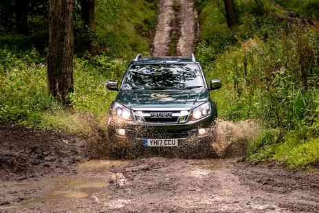 Virgin Experience Days - Family 4x4 and ATV Off Road Drive on Coniston Country Estate - Save 0%
