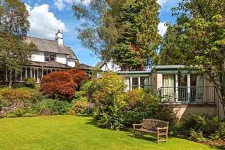 Burn How Garden House Hotel - Two night stay with dinner - Save 0%