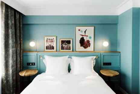 XO Hotel Paris - Four star getaway with welcome drink - Save 0%