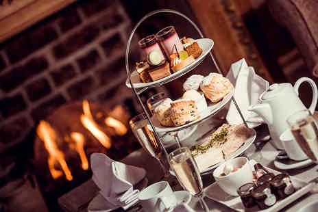 Horton Grange Hotel - Afternoon tea for two or four people or include a glass of Prosecco - Save 37%