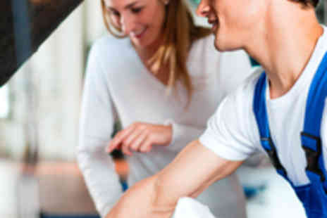 Sam Auto Centre - Car MOT with 40 Point Health Check - Save 77%