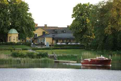 Hotel Stallmastaregarden - Four Star Characterful Property for Autumn or Winter For Two - Save 0%
