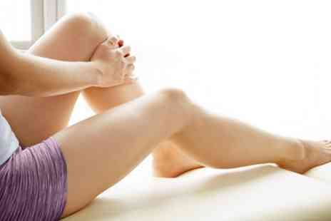 Silky Smooth - Three or Six Sessions of IPL Hair Removal on Small or Medium Area - Save 48%