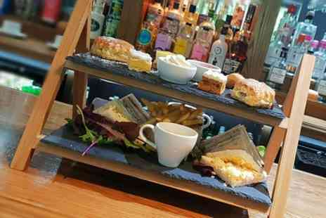 The Rock Hotel - Traditional Afternoon Tea with Optional Glass of Prosecco for Two or Four - Save 55%