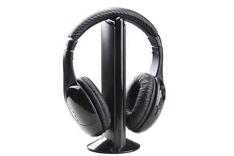 Home Season - Wireless Headphones Headset - Save 80%