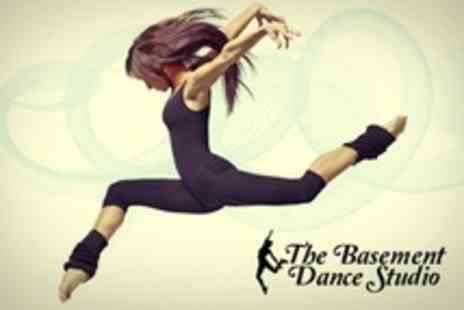 The Basement Dance Studio - Six Dance Classes in Choice of Styles - Save 78%