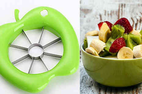 Buy Something - Apple Shaped Fruit Cutter - Save 30%