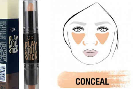 Get Gorgeous - 2 in 1 Contour & Conceal Stick - Save 38%