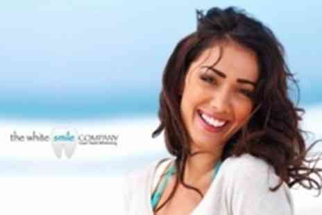 The White Smile Company - One Hour BEYOND Teeth Whitening Treatment - Save 77%