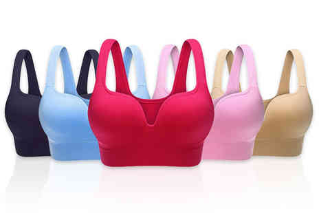 Trifolium Lingerie - Push up padded bra choose from five colours - Save 69%