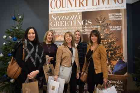 Country Living Christmas Fair - One, two, three or four general admission tickets to Country Living Christmas Fair on 7 November To 2 December - Save 41%